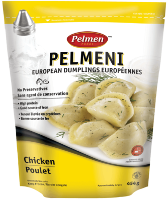 Chicken Pelmeni