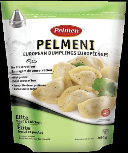 Elite (Beef & Chicken) Pelmeni